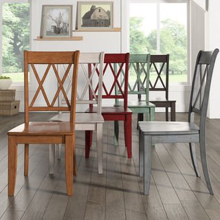 Buy Farmhouse Kitchen & Dining Room Chairs Online at Overstock | Our
