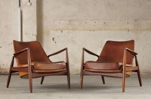 1214 Best Chair & Armchair Danish Leather Chair u2013 Cassually Smart Design
