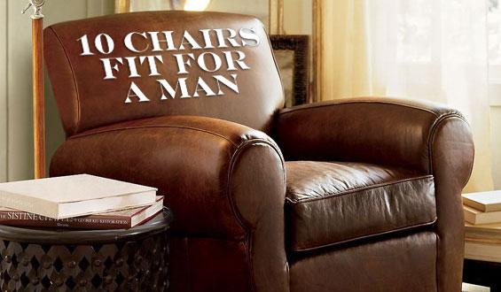 10 Chairs Fit For A Man u2022 Gear Patrol