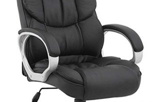 Amazon.com: BestOffice Office Chair Desk Ergonomic Swivel Executive