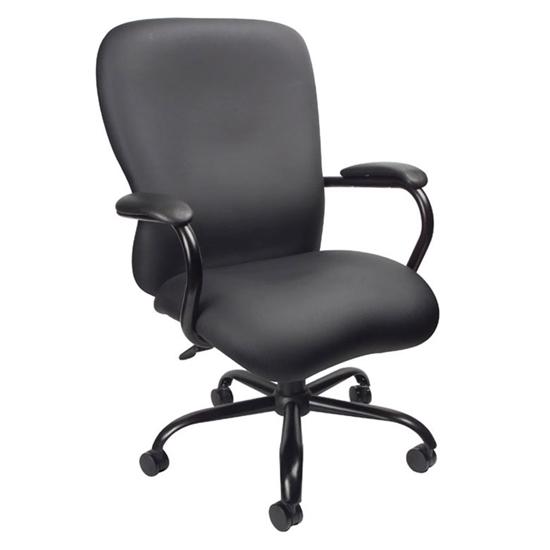 Boss B990 Black Big & Tall Office Chair