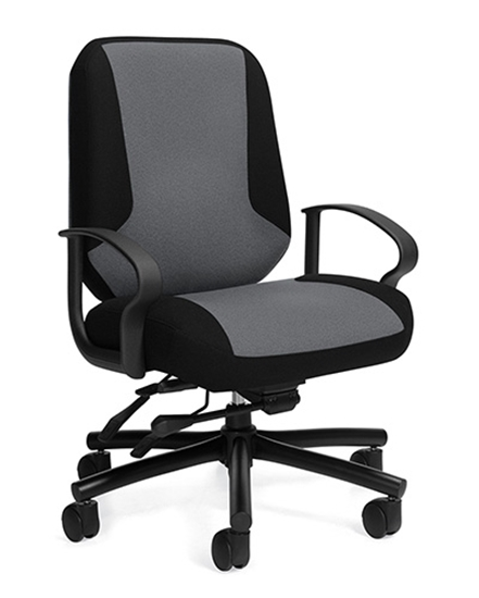 Global 2527 Robust Big & Tall Office Chair