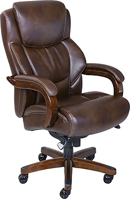 Big & Tall Office Chairs | Oversized Leather Chairs | Staples®