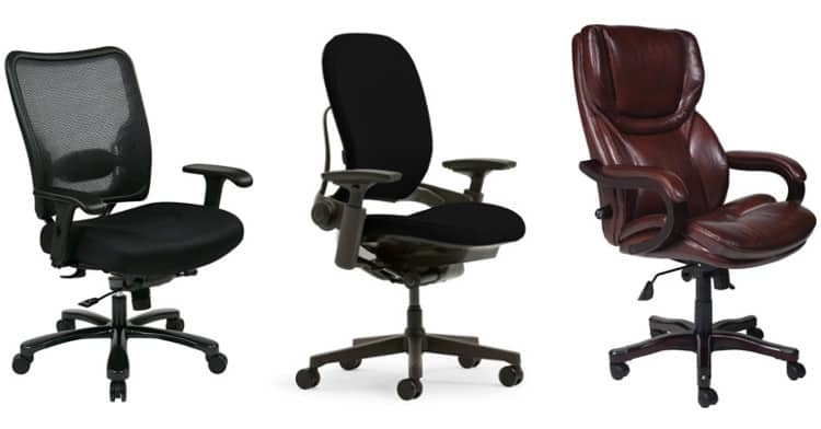 The 7 Best Big and Tall Office Chairs (for Different Budgets)