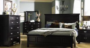 25 Dark Wood Bedroom Furniture Decorating Ideas | Owners Suite