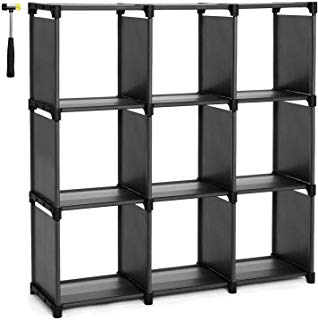 Amazon.com: Black - Bookcases / Home Office Furniture: Home & Kitchen