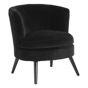 Black Velvet Chair | Wayfair.co.uk