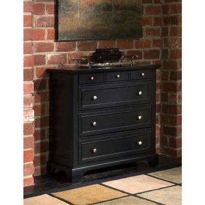 Black - Dressers & Chests - Bedroom Furniture - The Home Depot