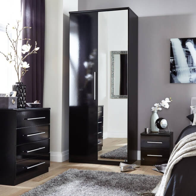 Why Black Gloss Bedroom Furniture Is So Preferred Nowadays