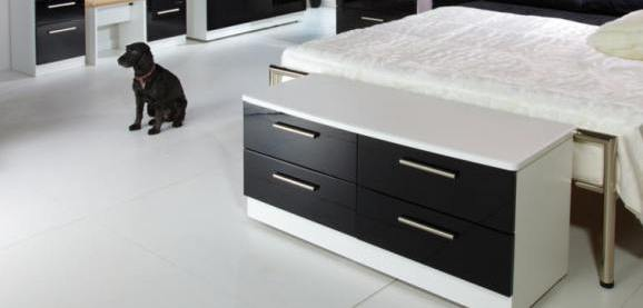Why black gloss bedroom furniture is so preferred nowadays ...
