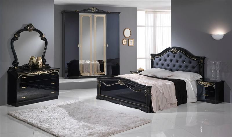 Why black gloss bedroom   furniture is so preferred nowadays?