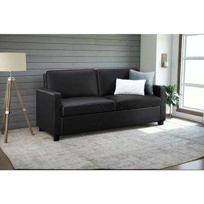 4 & Up - Black - Sofa Bed - Sofas & Loveseats - Living Room