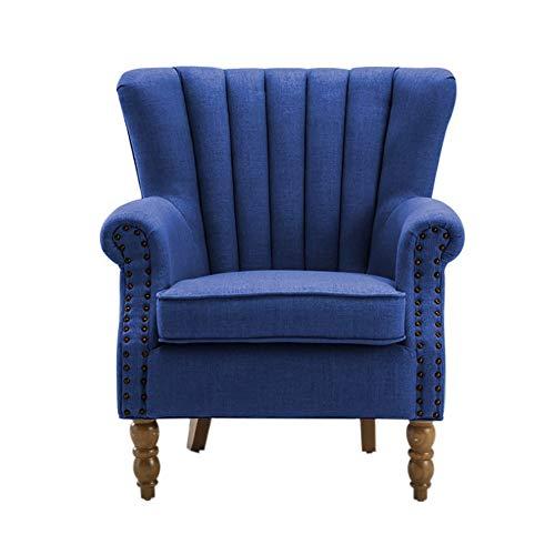 Blue Armchair: Amazon.co.uk