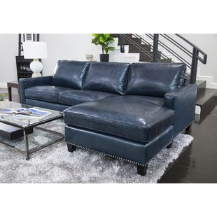 Reasons the blue leather couch   of best fit for your living room