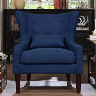Blue & Navy Accent Chairs You'll Love | Wayfair