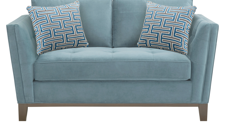 $679.99 - Park Boulevard Ocean (blue) Loveseat - Classic