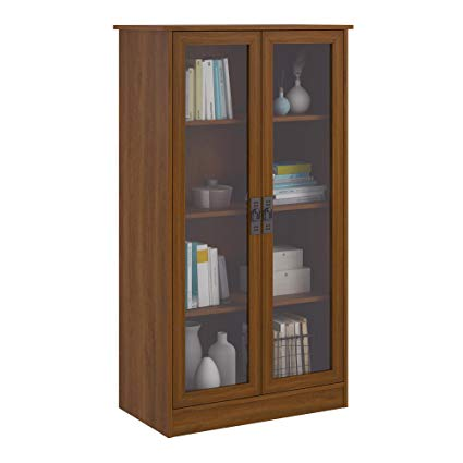 All you needed to know about   choosing a bookcase with glass doors