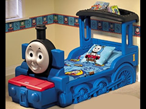 Toddler Boys Beds - YouTube