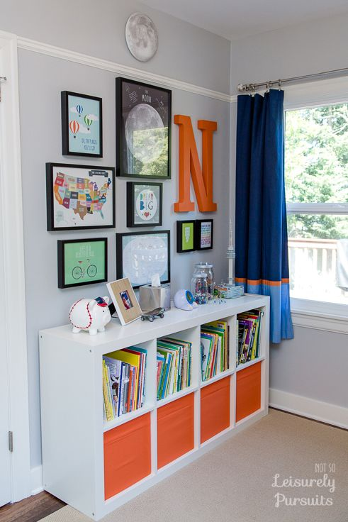 Bedroom for a Kindergartner | Boys room! | Boys room decor, Big boy