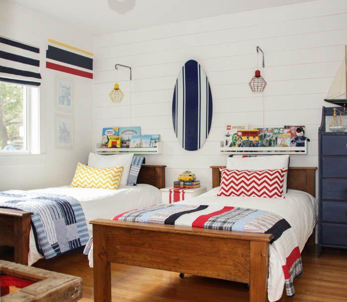 14 Boys' Room Ideas - Baby, Toddler & Tween Boy Bedroom Decorating