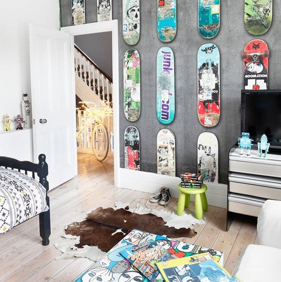 Boys Bedroom Ideas - Decorating For Your Little Boy