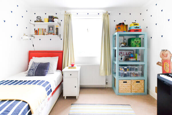 How to choose furniture for   boys room?