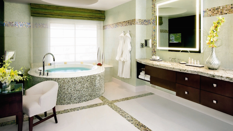 Make Vegas Yours u2014 3 Brilliant Bathrooms You'll Find Only in Vegas