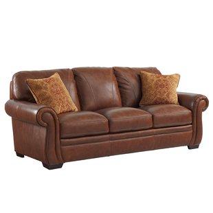 Tan Leather Sofas   Wayfair
