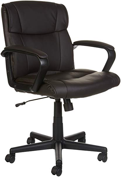 The reality of having the brown office chair in your office