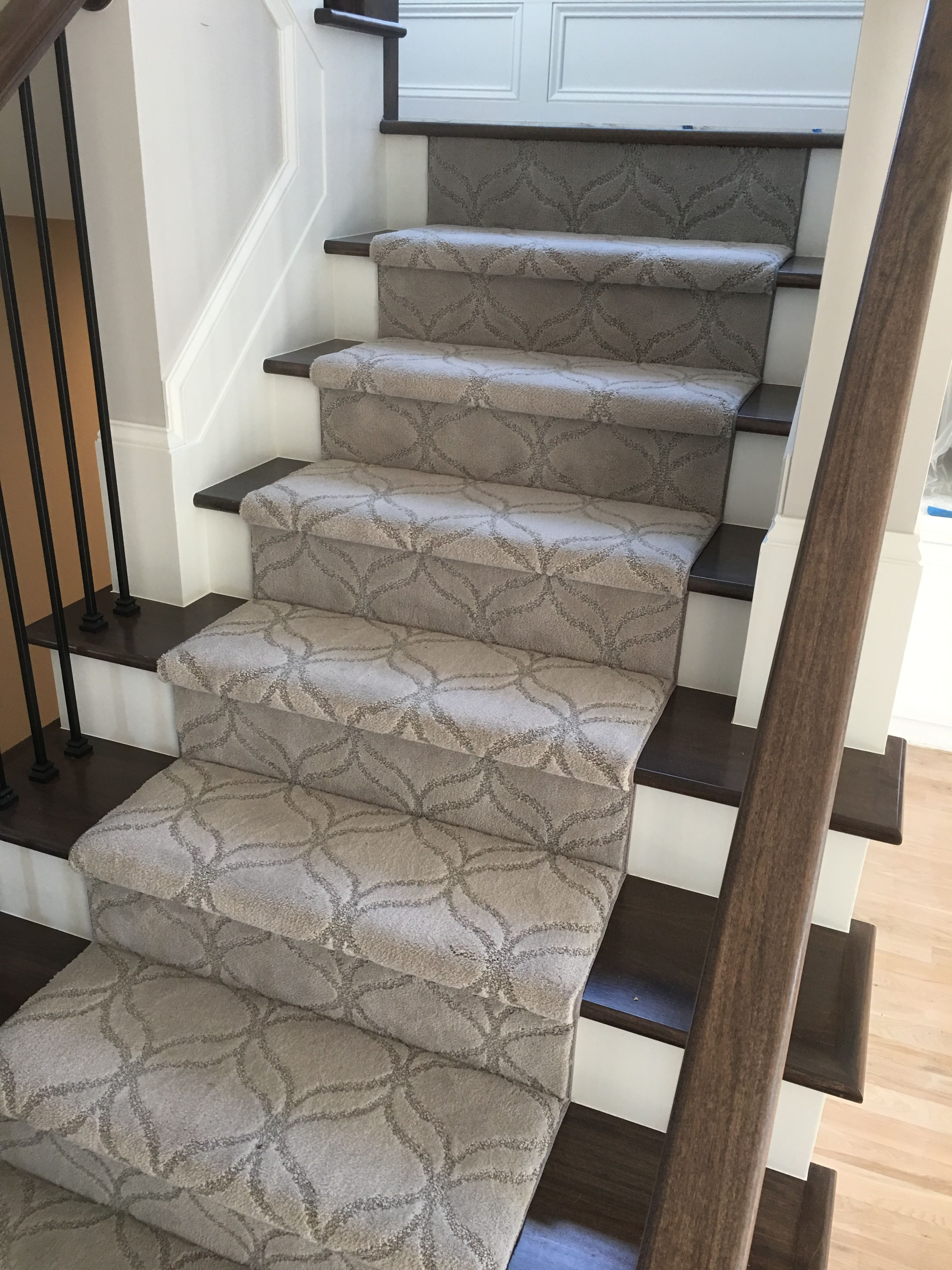 stair carpet runner #stairs (stairs painted ideas) Tags: carpet stair  treads, striped stair carpet, stair carpet ideas stair+carpet+ideas+ staircase+makeover