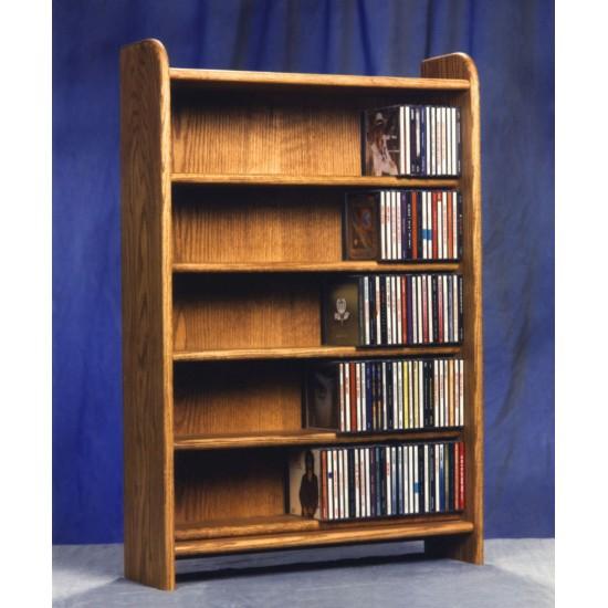 Model 502 CD Storage Rack