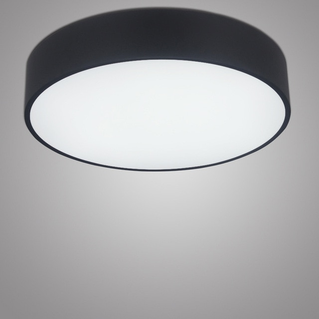 Modern Minimalism LED Ceiling Light round Indoor LED light Ceiling