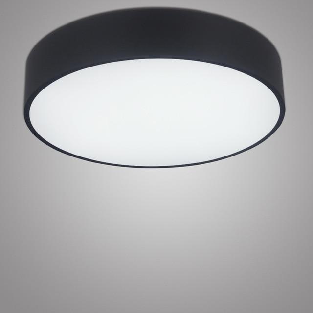 Modern Minimalism LED Ceiling Light round Indoor LED light Ceiling