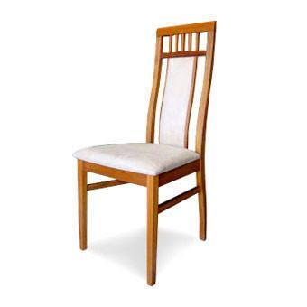 1017 - Teak High Back Dining Chair - Scan Design | Modern