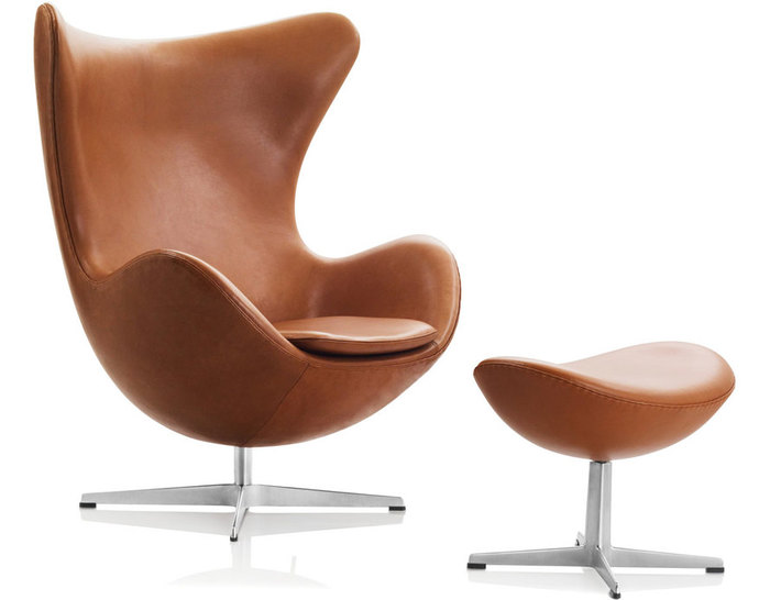 Egg Chair & Ottoman - hivemodern.com