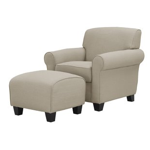 The purchase of the chair   ottoman