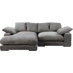 Convertible Chaise Sofa | Wayfair