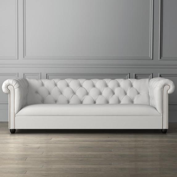 Bond Chesterfield Sofa | Williams Sonoma