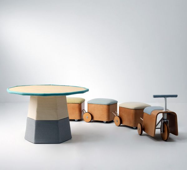 The Protection furniture collection for kids