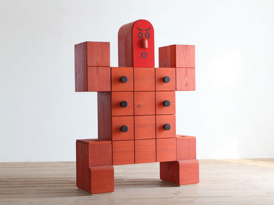 Hiromatsu Children's Furniture by Designer Yu Watanabe | Inhabitots