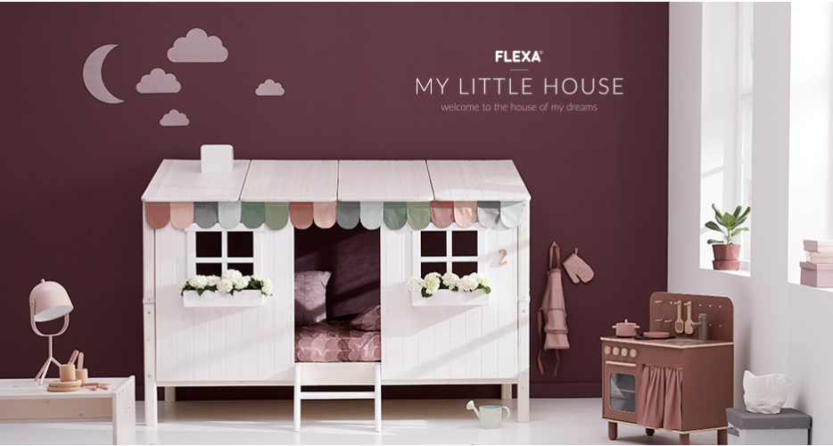 Children's furniture - FLEXA