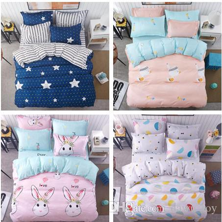 Children'S Bedding Bed Set First Love High Quality Fabrics And