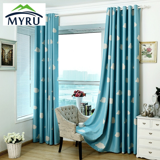 MYRU High Quality Baby Curtains, Childrens Cheap Blackout Curtains