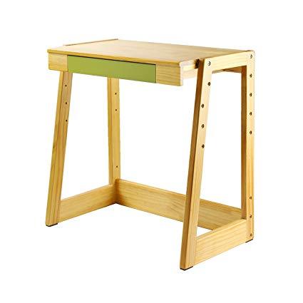 Amazon.com: YouHi Height-Adjustable Children's Desk, Kids Solid