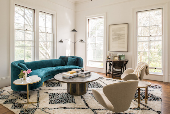 How to Choose the Right Area Rug for Your Space | The Study