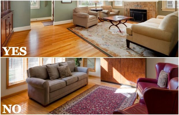7 Rug Mistakes to Never Make | For the Home | Pinterest | Room rugs