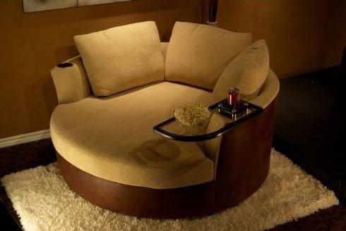 Round Love Seats - Ideas on Foter