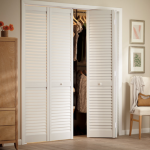 Closet Doors for additional   storage space