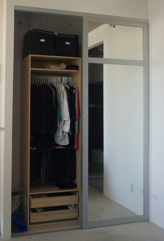 Mirrored Closet Doors - Custom Mirrored Closet Doors for Home