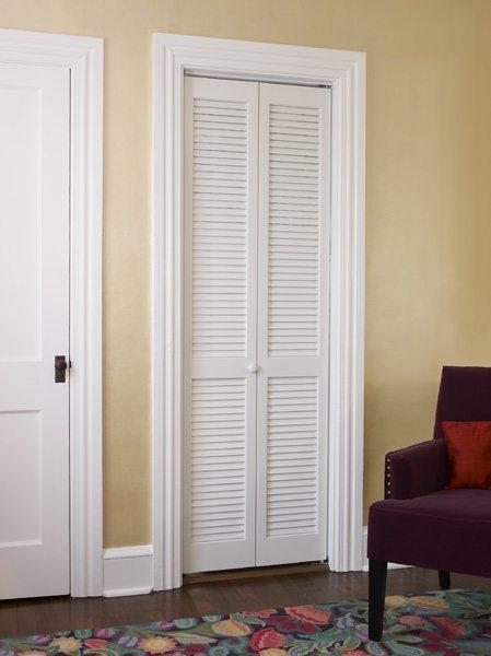 Louver Closet Door